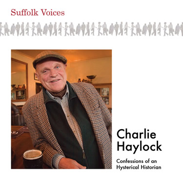 Charlie Haylock cd cover